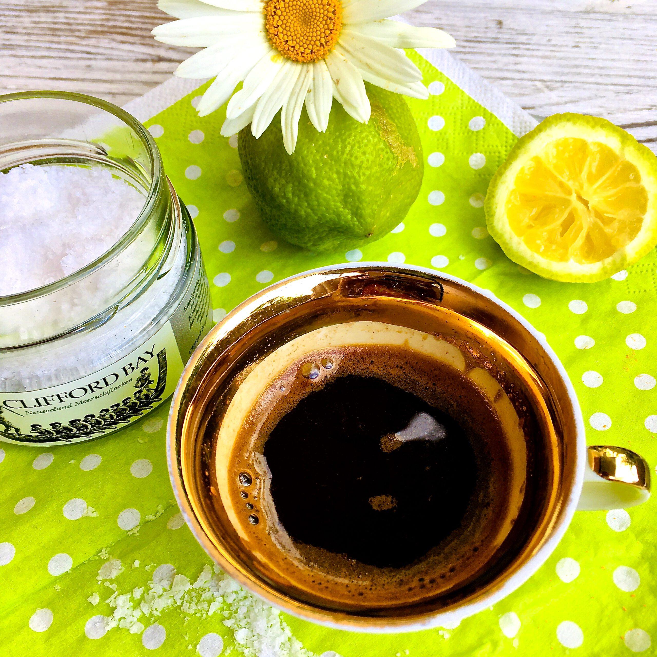 Salz In Kaffee