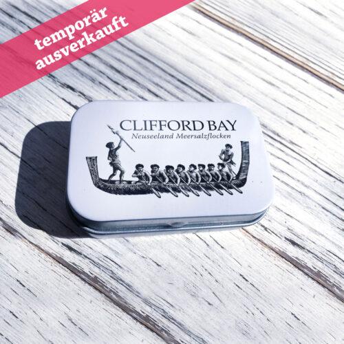 Meersalzflocken Clifford Bay 6g für unterwegs
